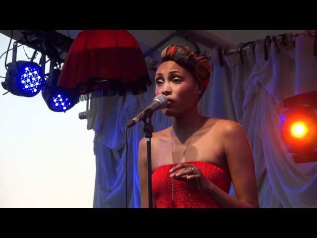 Imany - Grey monday - Festival Jazz Andernos 31/7/2011