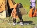 Камлание северного шамана