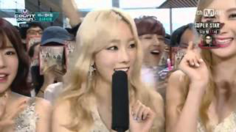 150903 BamBam (GOT7) Cut - SNSD Mini Fanmeeting @ M! Countdown 3