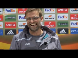 Augsburg vs. Liverpool - Jurgen Klopp and Emre Can pre-match press conference