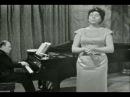 Christa Ludwig sings Der Tod und das Mädchen by Schubert