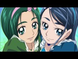 NC1080pYes! Pretty Cure 5 the Movie Ending