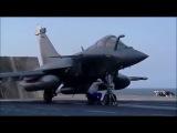 Сирия! Видео: Как работает БОЕВАЯ Французская АВИАЦИЯ против ИГИЛ Новости Сирии и Мира - YouTube