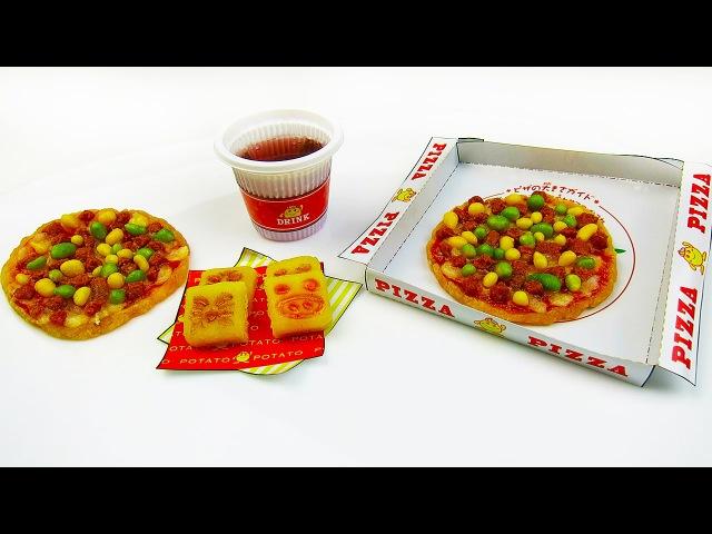 Посылка из Японии. Пицца из порошка ~ Вкусняшки ~ Конкурс завершен
