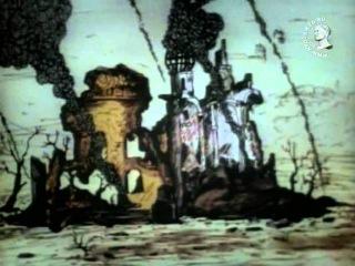 Роберт Саакянц: стеснительный до наглости -- 2009 -- Лилия Самойлова -- Герб ФКБ на стене студии