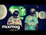 AMINE EDGE &amp DANCE G-House DJ set in Mixmag's Lab