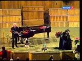 Елена Образцова и Важа Чачава. Концерт в Большом зале Московской консерватории.