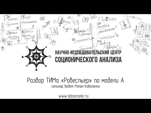 Робеспьер: разбор ТИМа по модели А