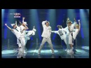 2013.06.14 EXO 엑소 Front-Runner Stage 늑대와 미녀 Wolf KBS MUSIC BANK