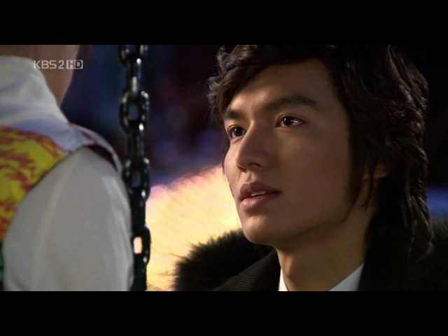 Boys Before Flowers Goo Joon Pyo Geum Jandi Kissing Scene From Ep 9
