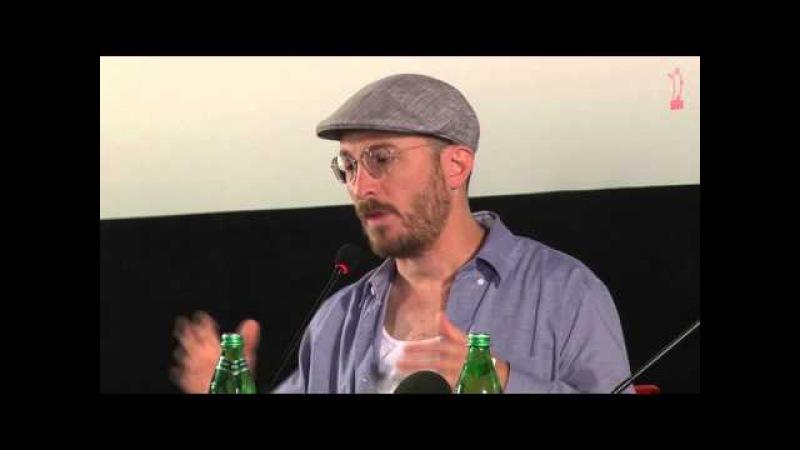 Мастер класс Даррена Аронофски на 6 м Одесском международном кинофестивале