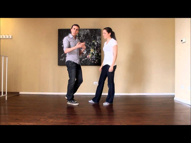 How to Dance Drag Blues (Part 3): Drag Blues Moves with Joe DeMers