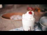 Трехслойный молочный коктейль с шоколадом [cheers]