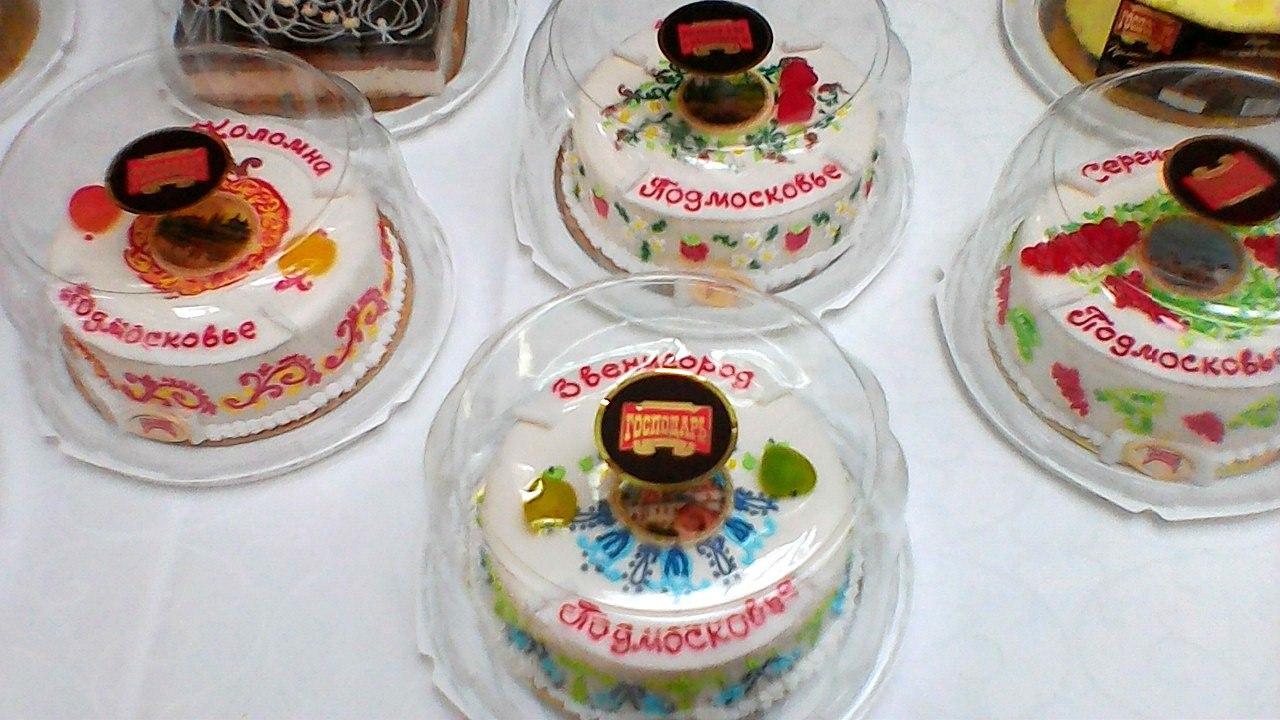 Коломна, Как это было: Торты «Семь чудес Подмосковья» появятся в продаже в течение месяца #kolomnareplay