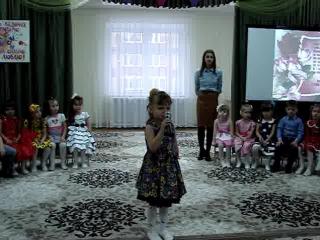День матери 2015 Песенка про бабушку