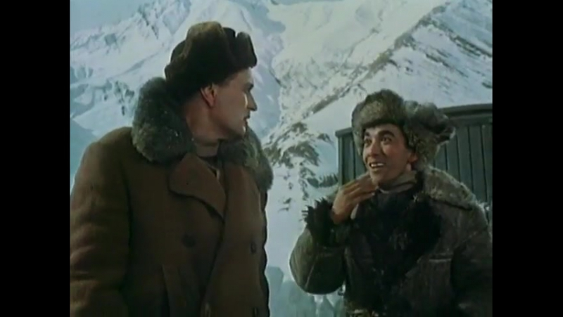 ◄Дорога(1955)реж. Александр Столпер