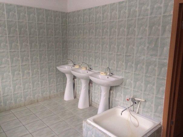 Туалет 1-го корпуса