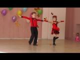 Закрытие сезона 2014/2015 в Казани. Калантаев Азат и Наумова Аделина-НикитА