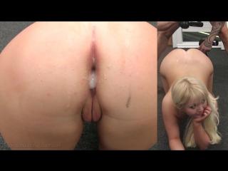 Стэйси - прелестная 19-летняя черлидерша блондинка на кастинге casting anal sex big tits beautiful ass pussy cute girl new porn