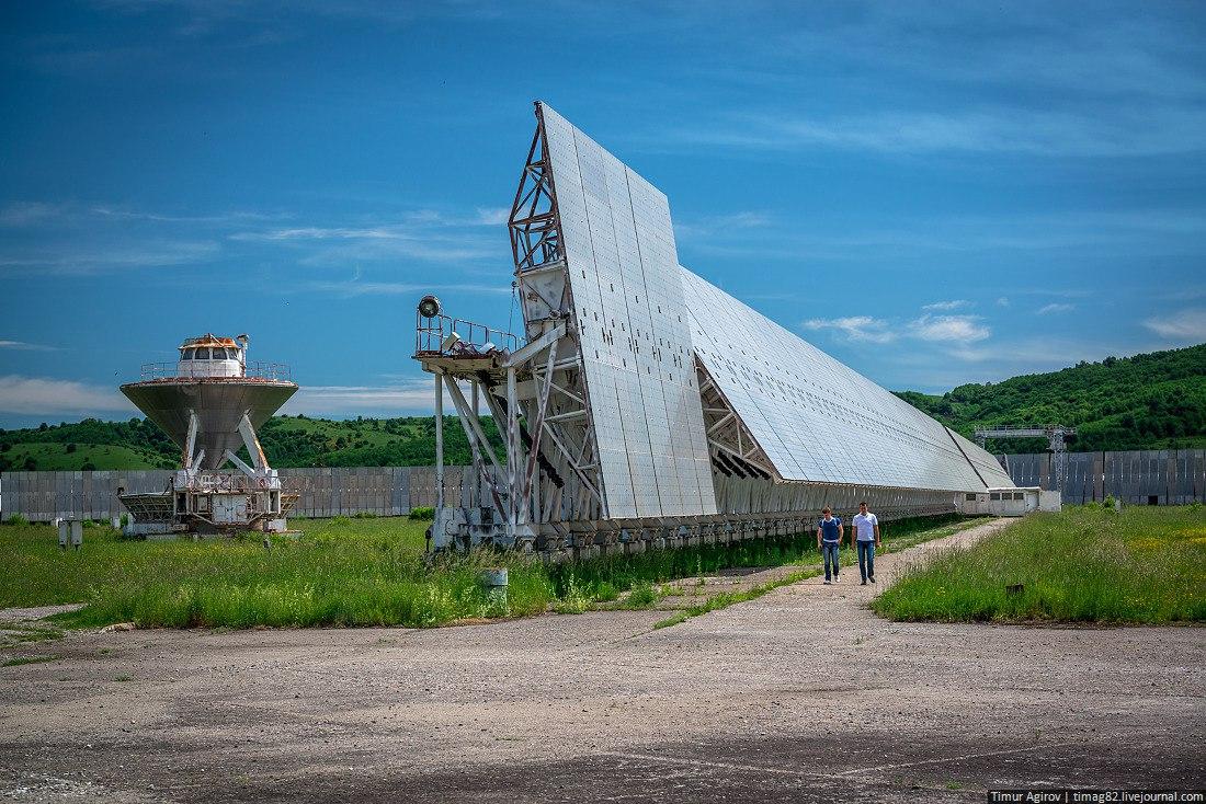 Опасна ли работа телескопа РАТАН-600 для жителей станицы Зеленчукской?