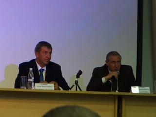 -  встреча с дольщиками ГК ГОРОД часть 3