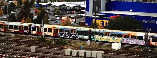 graffiti alemania