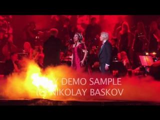 Николай Басков и Монсеррат Марти Кабалье - Призрак оперы