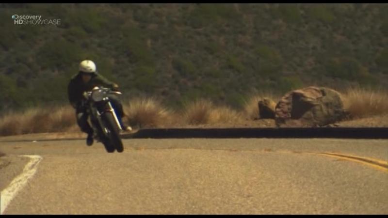 Discovery: Гоночный мотоцикл/Cafe Racer 1 сезон 7-8 серия