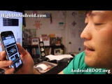 Galaxy S4 Smart Scroll Eye Tracking Demo!
