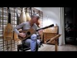 Гитара, которую создал Страдивари в 1679 году!