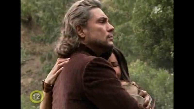 Сериал Зорро Шпага и роза (Zorro La espada y la rosa) 105 серия