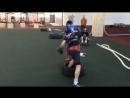 Бузолин Николай тренировка