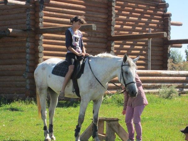 Экскурсии, катание на лошадях