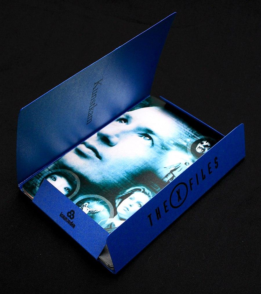 Купить коллекционные открытки The X-Files