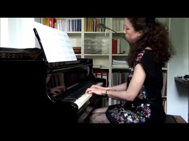 Una Mattina - Ludovico Einaudi (музыка из фильма 11) Piano/Olga Bivol