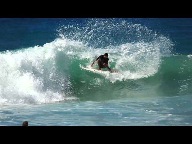 Gabriel Andre - Rip Curl Grom Camp - Hawaii 2014