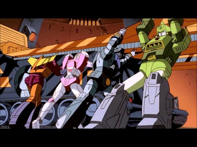 Transformers the movie Autobot City Battle uncut version
