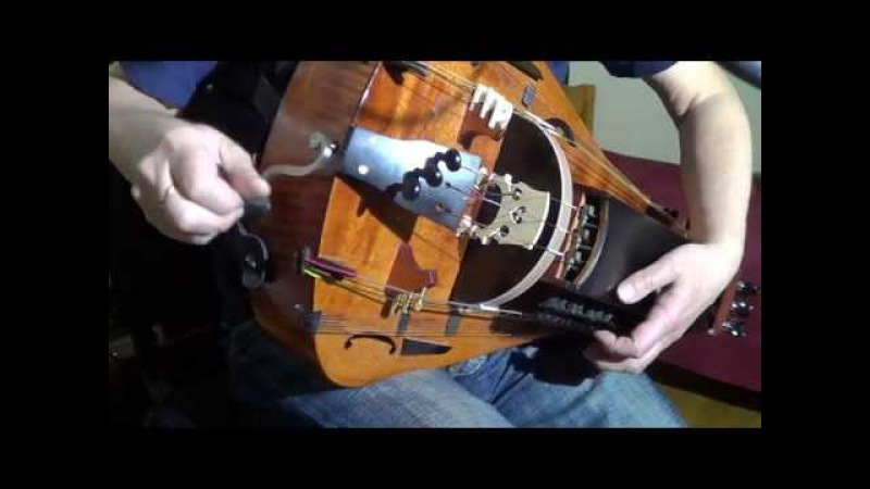 Romantic Prelude for Hurdy Gurdy
