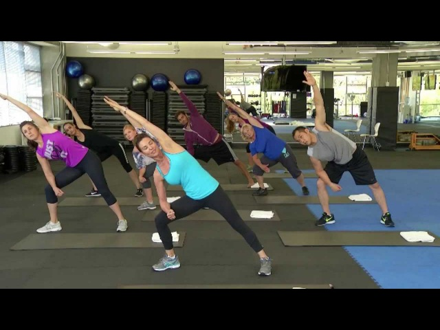Debbie Siebers - Core Workout Beachbody Live   Дебби Сиберс - Тренировка кора и живота для начального и среднего уровня