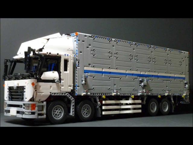 LEGO Technic Wing Body Truck