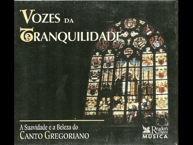 Gregorian Chants Voices of Tranquility CD1