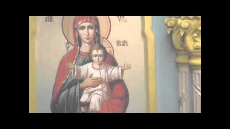 Мужской хор Св.Никольского собора 07 01 2016