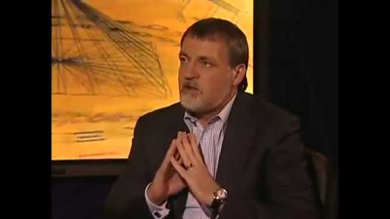 Александр Литвин об интуиции и призвании