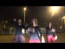 Choka Choka Crossfire Zumba® Fitness Romy Sibel