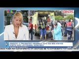 17 τραυματίες από τον κεραυνό που έπεσε στην Κνωσό
