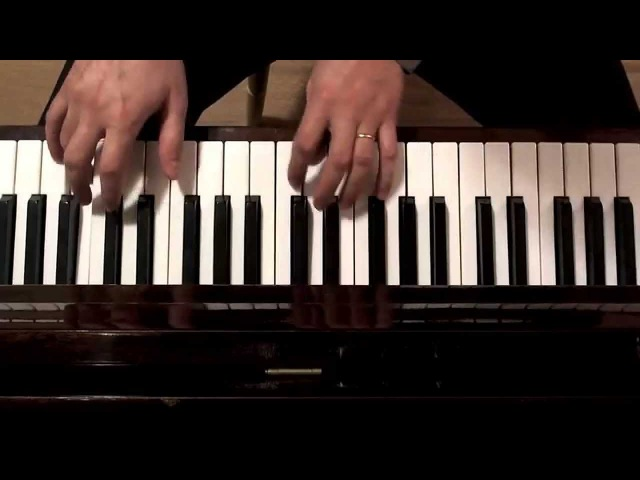 Музыка из к/ф Шерлок Холмс и доктор Ватсон - Увертюра (real piano cover)