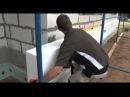 Утепление фасада пенополистиролом. Пошаговая инструкция трейлер