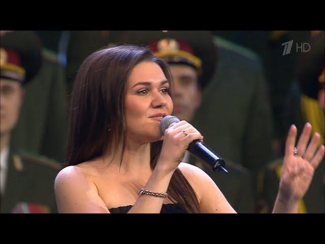 Дина Гарипова. Такая работа( feat. участники проекта Голос)