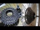 Велосипед задняя звезда трещетка, как разобрать трещетку