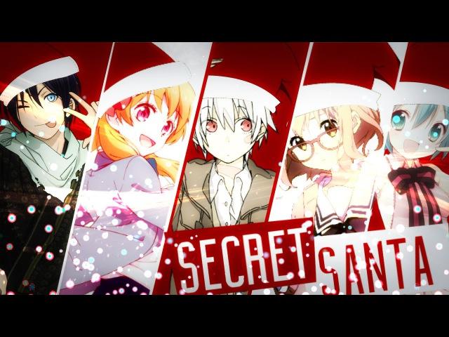 ❋ Tαmαgoshis Secret Sαntα ❋